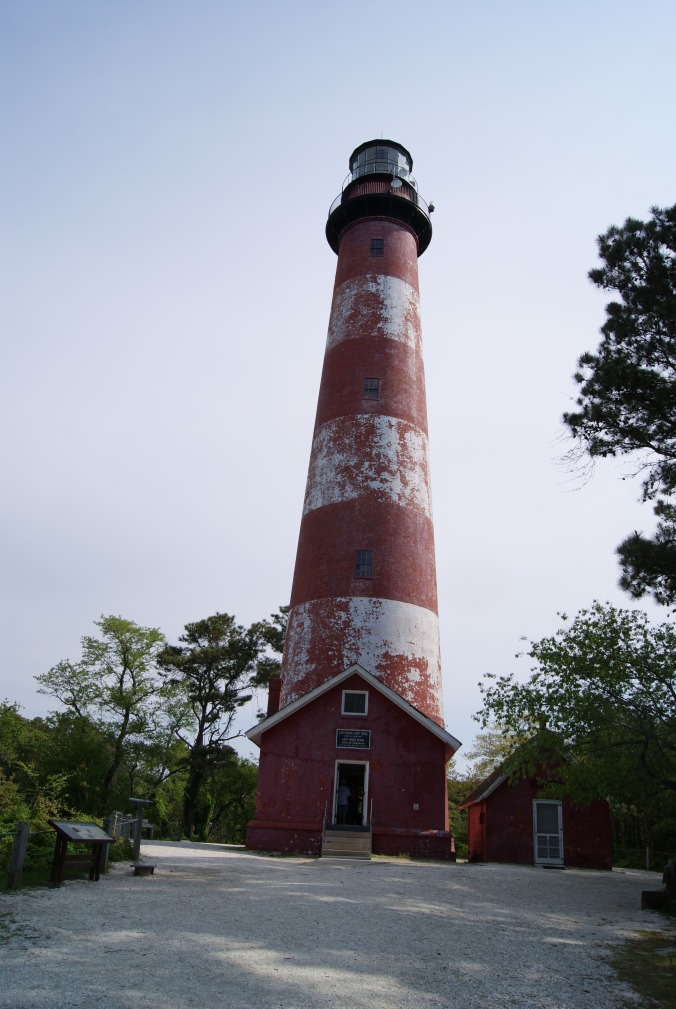 Assateague Lighthouse, Assateague, Virginia